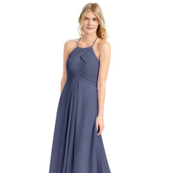f544824542a Azazie Dresses   Skirts - Azazie Ginger gown in stormy - bridesmaid dress